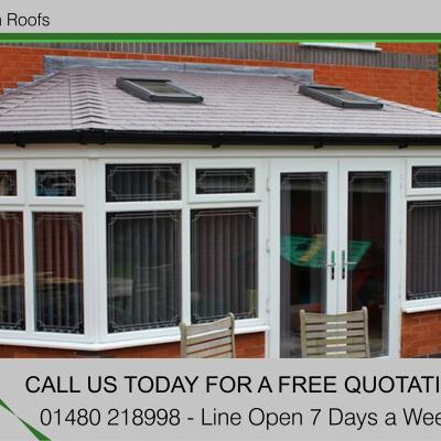 Warm Roof Pro Tiled Conservatory Roofs Victorian From Elite Warm Roofs 01