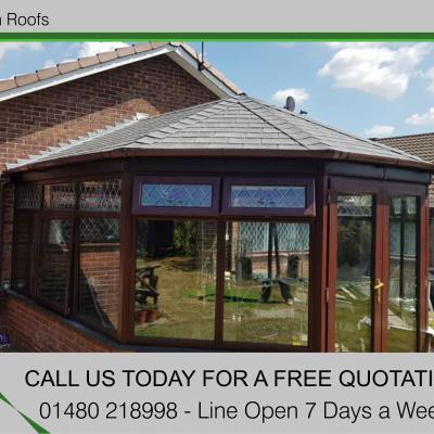Warm Roof Pro Tiled Conservatory Roofs Victorian From Elite Warm Roofs 02