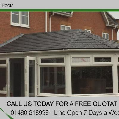 Warm Roof Pro Tiled Conservatory Roofs Victorian From Elite Warm Roofs 04