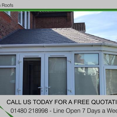 Warm Roof Pro Tiled Conservatory Roofs Victorian From Elite Warm Roofs 05