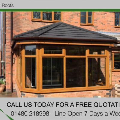 Warm Roof Pro Tiled Conservatory Roofs Victorian From Elite Warm Roofs 09