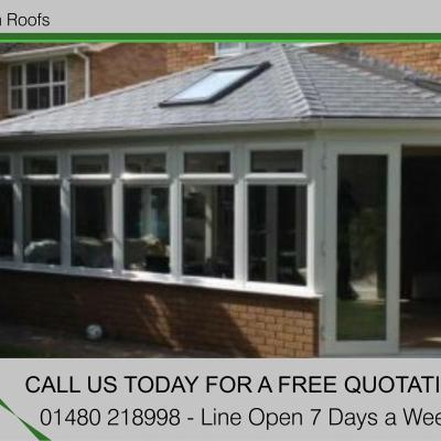 Warm Roof Pro Tiled Conservatory Roofs Victorian From Elite Warm Roofs 10