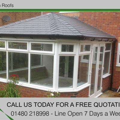 Warm Roof Pro Tiled Conservatory Roofs Victorian From Elite Warm Roofs 12