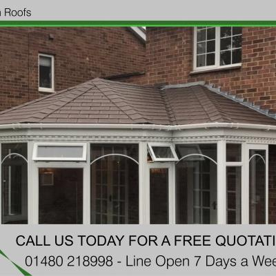 Warm Roof Pro Tiled Conservatory Roofs P Shape From Elite Warm Roofs 01